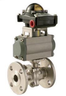 actuated pneumatic valves