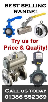 butterfly valves ball valves